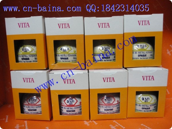 VITA powder opaque 2m2 2m3 3m1 2R2.5 2L2.5