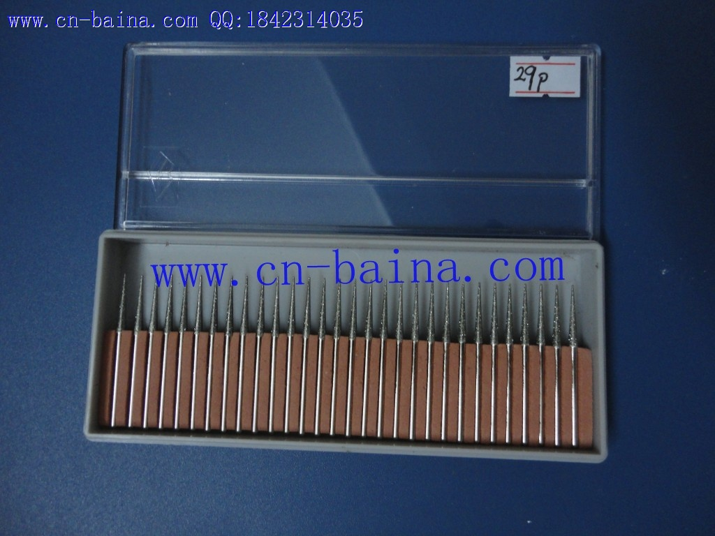 silicon carbide bur diamond bur 29P