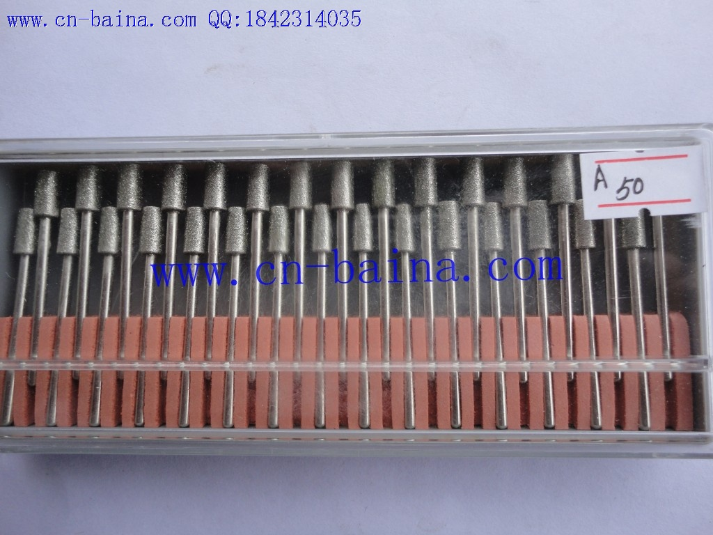 silicon carbide bur diamond bur A50