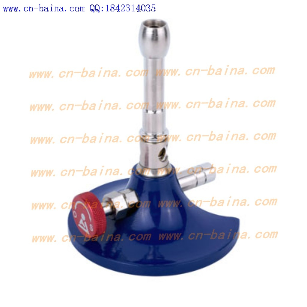 Burner single tube gas burner machine